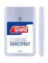 Spray hidroalcohólico de 20 ML | SPR20