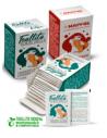 Caja personalizada de 15 toallitas hidroalcoholicas | SGH016