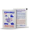 Toallitas hidroalcohólicas en sobres | Dispensador personalizado - SGH014