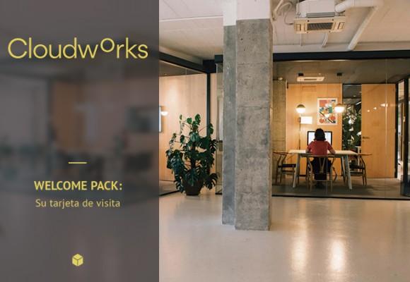 WELCOME PACKS PERSONALIZADOS PARA COWORKINGS
