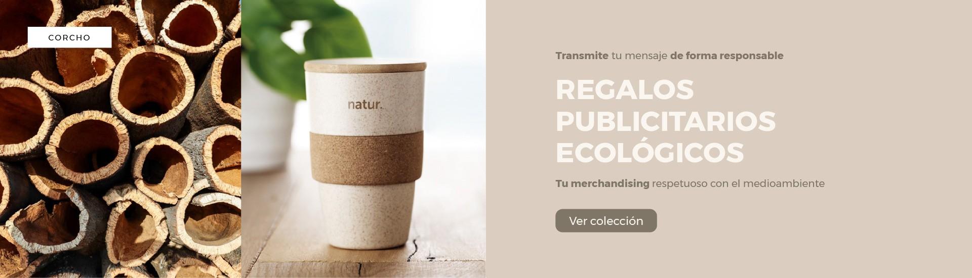 Regalos ecológicos personalizados con tu logo