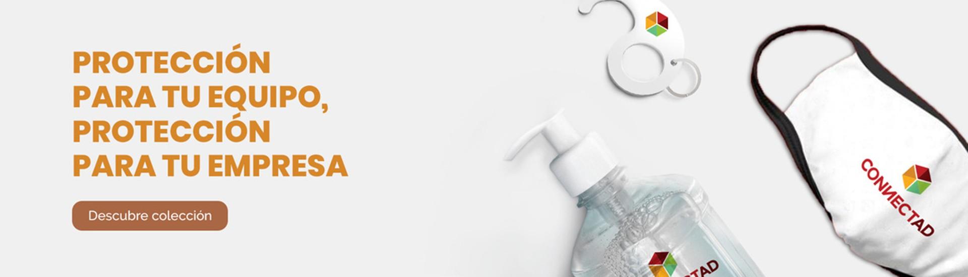 Productos de protección Covid19 para empresas